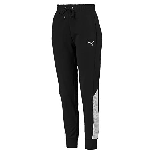 Puma Damen Modern Sports Pants cl Jogginghose, Cotton Black, M -