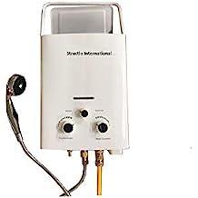 Calentador de agua portatil a gas 12v airmec