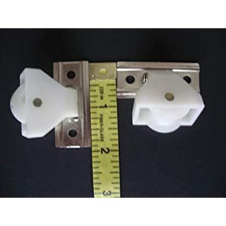 Amazing Drapery Hardware Large Cord Pulleys for Roman and Pleated Shades. Buy One or More!