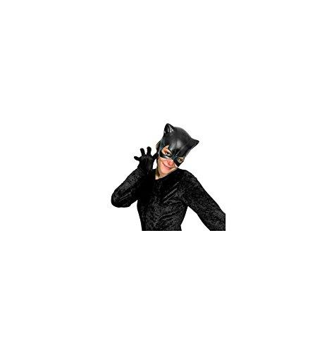 Aptafêtes Aptafêtes-Maschera di Catwoman da Donna, in PVC, Taglia Unica, MA6855