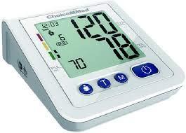 CBP 1K3 Oberarm-Blutdruckmessgerät, vollautomatische Blutdruck- und Pulsmessung am Oberarm mit Arrhythmie-Erkennung
