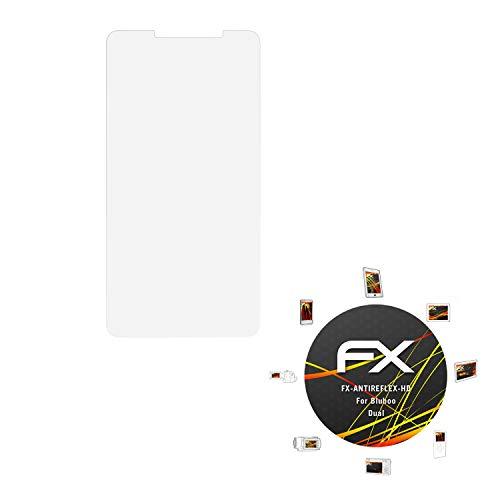 atFolix Schutzfolie kompatibel mit Bluboo Dual Displayschutzfolie, HD-Entspiegelung FX Folie (3X)