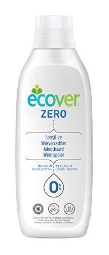 Ecover Weichspüler Zero, 33 Waschladungen