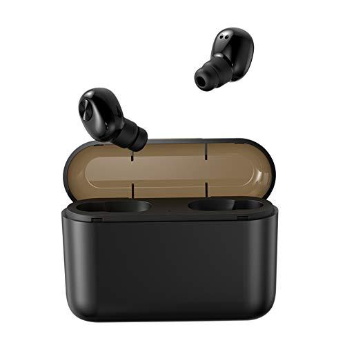 Audífonos inalámbricos Bluetooth Deportivos Mini Manos Libres Auriculares con Caja de Carga