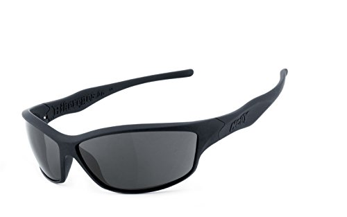 Helly Bikereyes Motorradbrille Bikerbrille Sonnenbrille fender 2.0 - smoke (black)