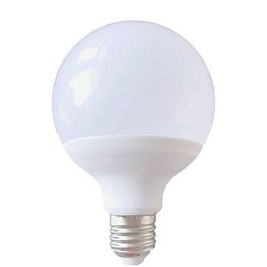 Exup 12w e27 bombillas globo terráqueo g95 24smd 2835 control de la luz blanco cálido frío blanco 1250lm ac 220-240v ( Color de Luz : Blanco Frío , Voltaje : 220-240V-12W )