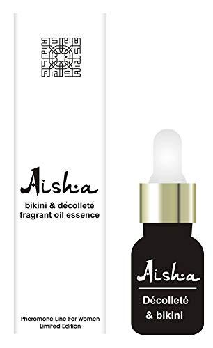 Best sexuallockstoff Aisha Bikini & Dekolleté 5 ml Sex duftende Aphrodisiaka für Ihre