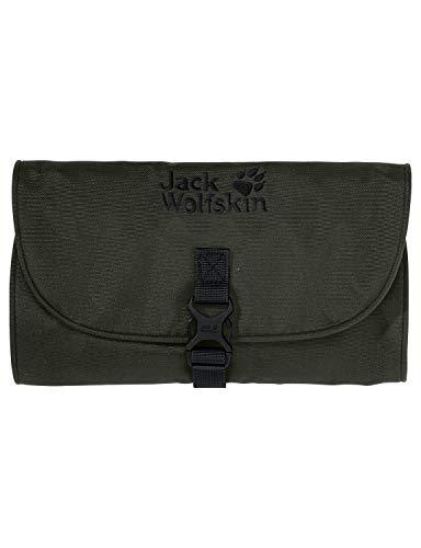 Jack Wolfskin Mini WASCHSALON Kleiner Kulturbeutel, Pinewood, ONE Size