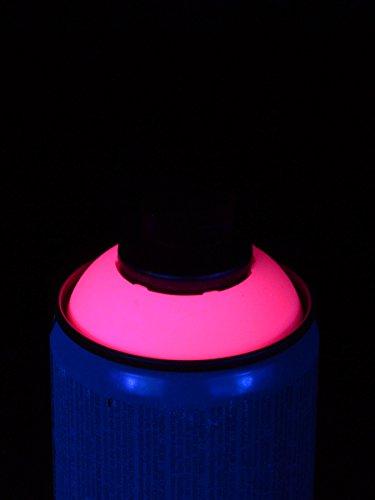 400ml Schwarzlicht Lackspray Pink