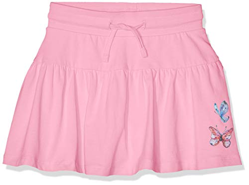 SALT AND PEPPER Mädchen Rock Skirt Sweetie Uni mit Capri Pink (Candy Rose 857) 104