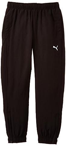 Puma Perma Fd Ess Pantalon Garçon Noir FR : 16 ans (Taille Fabricant : 176)