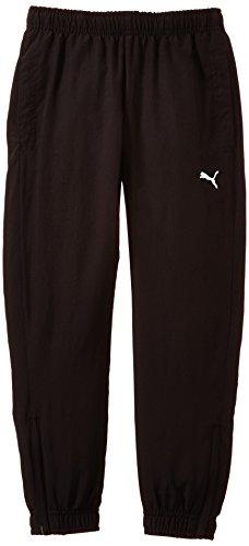 Puma Perma Fd Ess Pantalon Garçon Noir FR : 10 ans (Taille Fabricant : 140)