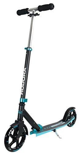 HUDORA Big Wheel Bold 205 Scooter, hellblau - Tret-Roller - 14259