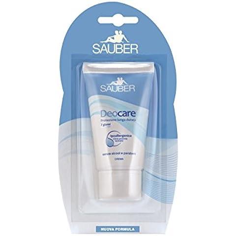 Deodorante Sauber - Deocare Crema, Protezione lunga durata - 30 ml