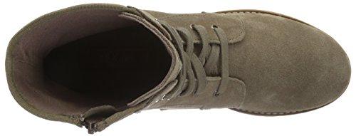 s.Oliver Damen 25207 Combat Boots Braun (Pepper 324)