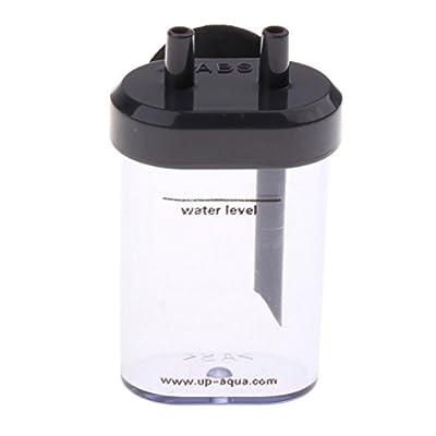 FLAMEER Réacteur de CO2 Compteur de bullesde Pompe à air Accessoire Aquariophilie