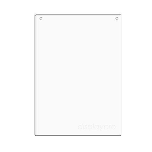 Displaypro 10x A5PVC pared o colgar Póster pantalla–envío gratis.