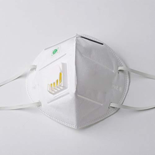 Staubmaske mit Entlüftungsventil 9001V (ohrmontiert) liefert täglich Gesundheits- und Schönheitspflegeprodukte - Zufällig -