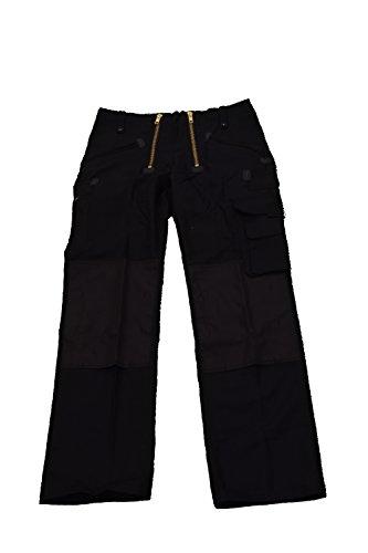 Zunfthose schwarz mit Knietasche Oyster Daniel 50270 Baumwolle Zunft Hose (54)
