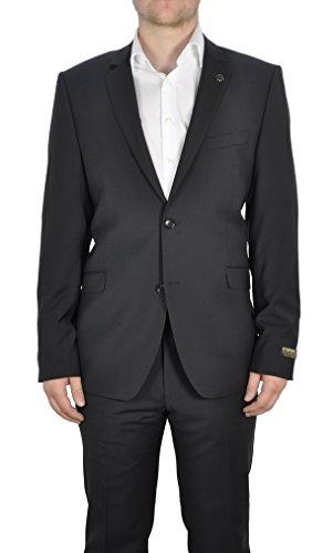 Michaelax-Fashion-Trade - Costume - Uni - Manches Longues - Homme Noir - Noir