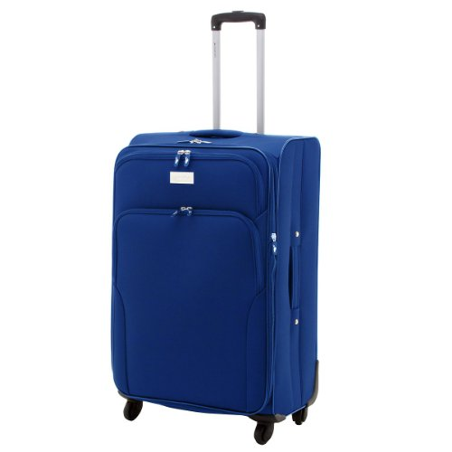 March 15 Trading Valise à roulettes Carter I Comfort 4 roues 67 cm