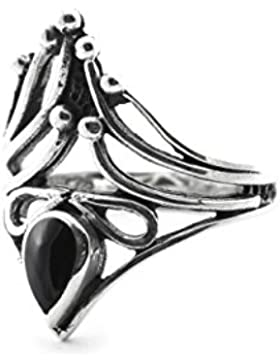 WINDALF Gothic-Ring ~ IRÎNA ~ h: