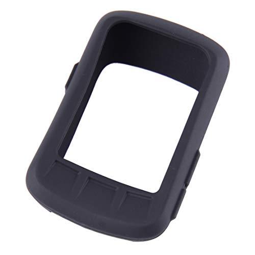 Weiche Silikonhülle Schutzhülle für Wahoo Elemnt Bolt GPS Fahrradcomputer Größe: ca.7.7x5x1.8cm(3.03x1.97x0.71inch) Schwarz