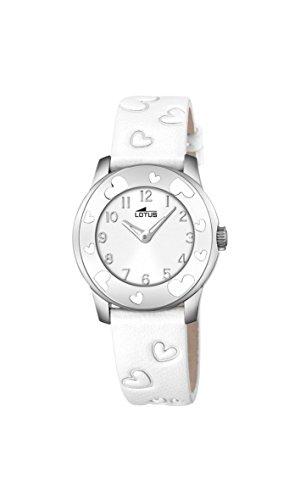 Lotus Unisex Reloj de pulsera analógico cuarzo piel 18273/1
