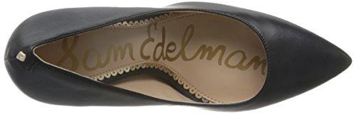 Sam Edelman Hazel, Escarpins Femme Black Leather