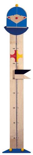 Niermann-Standby 948 - Messlatte Ritter - Lustige Messlatte für kleine Ritter. Messbereich bis 140 cm
