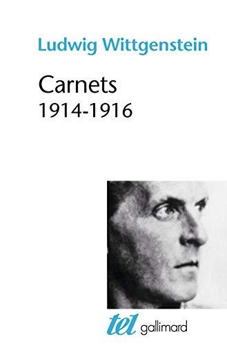 Carnets: (1914-1916)