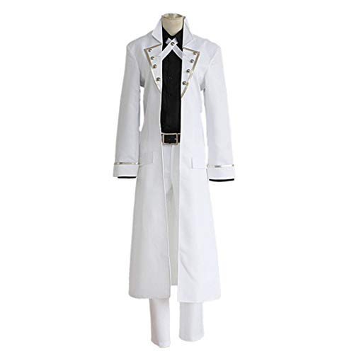 Der Herz König Kostüm Zubehör - YKJ Anime Cosplay Kostüm Weißer König