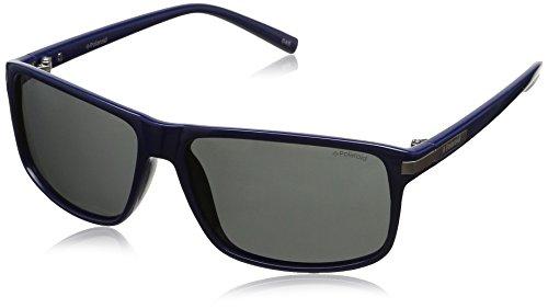 Polaroid Hombre PLD 2019/S Y2 PYX 59 Gafas de sol, Azul (Bluette/Grey Pz)