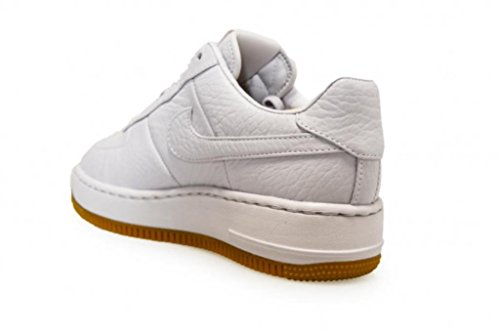 Nike - W Af1 Low Upstep Pinnacle, Scarpe sportive Donna Grigio (Gris (Venice / Venice-Gum Yellow))