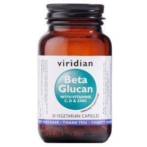 Beta Glucan with Vitamins C,D,Zinc 30 veg. Kapseln VD (vegan) -