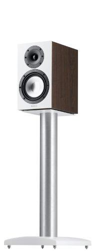 Canton GLE 42670W Braun, Weiß Lautsprecher-Lautsprecher (XLR, 1.0Kanäle, kabelgebunden, 70W, 42-30.000Hz, braun, weiß)