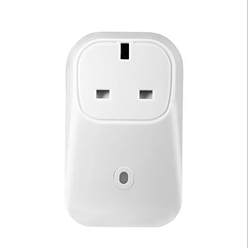 yjll Enchufe Inteligente Wi-Fi Compatible con Alexa Y Google Home No Se...