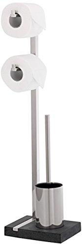 Blomus 68623 Toilettenbutler Menoto, edelstahl matt -