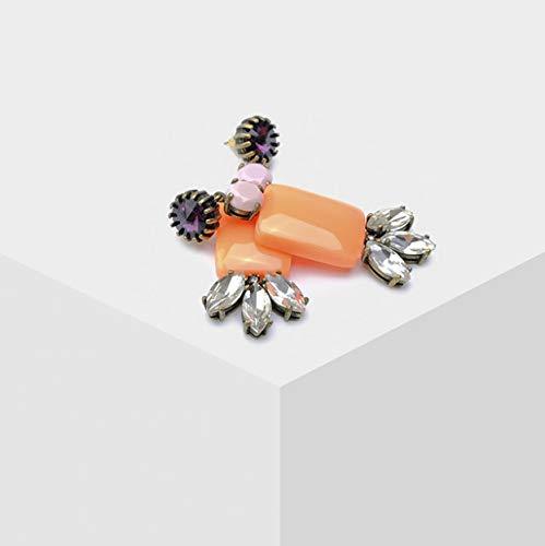 candy color earrings stylish earrings -