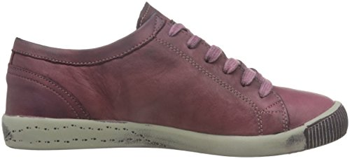 SoftinosIsla smooth - Scarpe da Ginnastica Basse Donna Purple