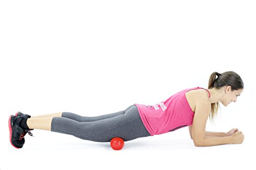 10 cm Very Firm Spiky Massage Ball