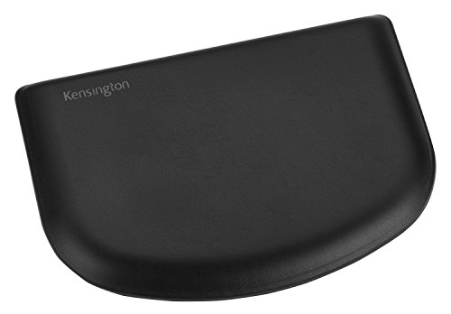 Kensington ErgoSoft Wrist Rest for Slim, Compact Keyboards, Black (K52801WW)