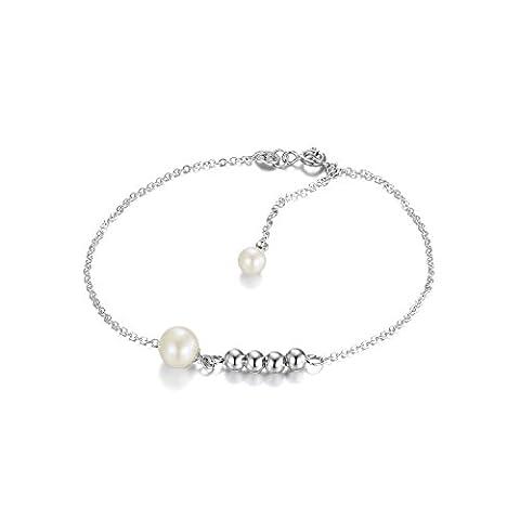 JewelryPalace Magnifique Bracelet Femme en Argent Sterling 925 en 2