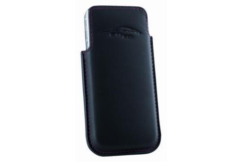 Preisvergleich Produktbild Porsche Handy Hülle iPhone 5, Lim. Edit. 50 Jahre 911, Schwarz - WAP9110030E