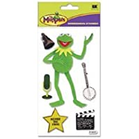 Disney The Muppets Dimensional Stickers: Kermit The Frog by Sticko & Jolee's