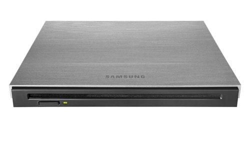 Samsung SE-B18AB - Grabadora de DVD externa, color gris
