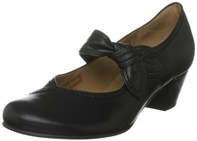 Gabor Shoes 4545727, Damen Pumps, Schwarz (schwarz), EU 38 (UK 5)