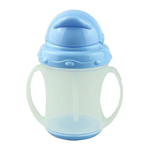 Bouteille d'alimentation pour bébés Eau douce mignonne Jolie tasse Eau
