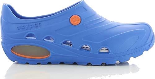 Safety Jogger Berufsschuhe Oxypas Oxyva Unisex-Erwachsene Arbeitsschuhe, Clogs, Farbe: Electric Blue, Gr: 39/40