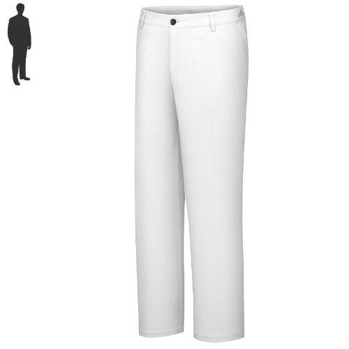 Adidas Adizero Herren Golf Hose 2013 White 34x32